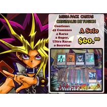 Mega Pack De Cartas De Yugioh!!