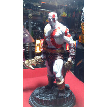 God Of War, Resina, Dios De La Guerra, Coleccion, Rym