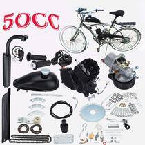 Kit Motor 50cc De Gasolina 2 Tiempos, Bicicletas & Bicimotos