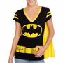 Playera Batman Mujer, Original Dc Comics.