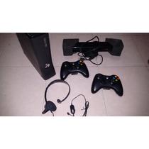 Xbox 360 250 Gb Con Kinect Acepto Cambios Busco Camara Prof.
