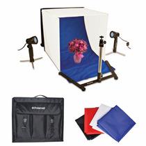 Polaroid Kit Portátil Caja De Luz Estudio Fotográfico