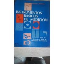Instrumentos Basicos De Medicion, Libro