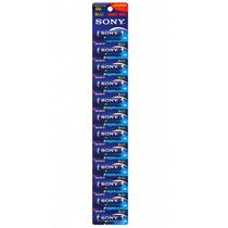 Bateria Aaa Alcalina Sony Am4-s12d Strip Pack 12x +c+
