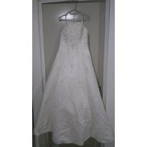 Vestido De Novia (usado) Talla Xl