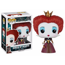 Queen Of Hearts Funko Pop Reyna Corazones Alicia Pais Maravi