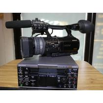 Video Camara Sony Y Recorder Hd Dvcam