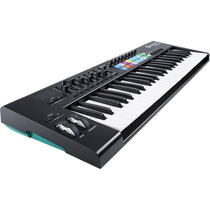 Novation Launchkey 49 Mk2 Teclado Pro Controlador Usb Y Ipad