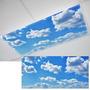 Lampara Led Para Plafon Con Imagen, 61 X 61