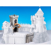 Playmobil 7478 Extension D Castillo Leon Add On Retromex