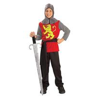 Traje De Caballero - Niños Niños Medieval Señor Vestido D