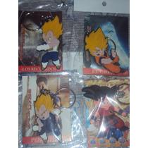 Llaveros Dragon Ball Z Goku Vegeta Gohan Gotrenks Cell Boo