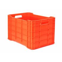 Caja De Plastico Maria Cerrada 56 X 37 X 33