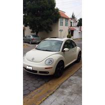 Volkswagen Beetle Sport Std. Piel Q/c A/a Electrico 2009