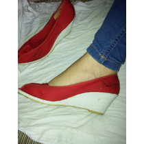 Zapatos Wedge Liverpool 4 Mx