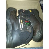 Zapato De Seguridad Berrendo 27 Mx