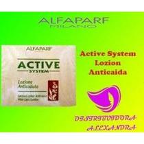 Ampolleta Locion Anticaida Active System Alfaparf
