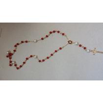 Rosario De La Preciosa Sangre De Cristo En Perla