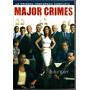 Major Crimes, La Primera Temporada Completa, Serie Tv, Dvd