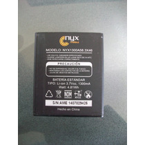 Bateria Nyx Noba 2 1300mha Modelo Nyx1300a58.3x46