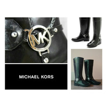 Botas Michael Kors Originales #4 Rain Boots Fulton Harness.