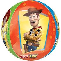 2 Globos Metálicos Jumbo 28 Pulgadas Toy Story