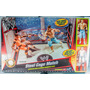 Wwe Steel Cage Match (john Cena Randy Orton, Ring Y Jaula )