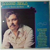 Ramon Ayala Bravos Del Norte Lp Norteño Tigres Carlos Y Jose
