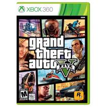 Grand Theft Auto V Gta 5 Para Xbox 360 Nuevo Sellado :)