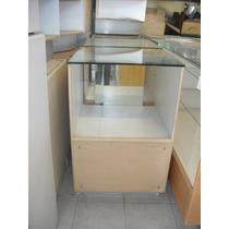 Vitrina Exhibidora 60x60 Cm.