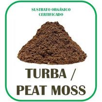 Turba / Peat Moss Certificado (sphagnum Moss)