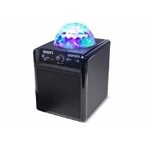 Bocina Ion Party Power Bluetooth Con Luz Led