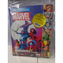 Enciclopedia Marvel Vol.2 Avengers Vol.1 Y Iron Man Vol.1