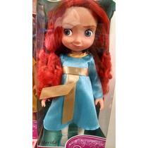 Hermosa Merida Toddler Doll Disney Collection