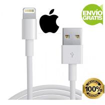 Envio Gratis Cable Original Datos Apple Iphone 5, 6 Ipad Air