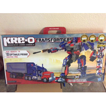 Optimus Prime Transformers Kre-o Set 30689