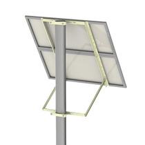 Montaje De Poste Para Celdas Solares Prose Y Wk