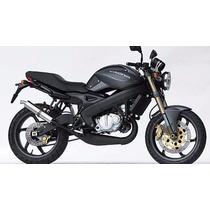 Excelente Moto Deportiva Naked 2 Tiempos, Cagiva Raptor 125