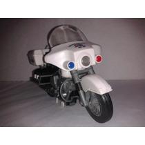 Neca Teiminator Motocicleta Con Luz Y Sonido