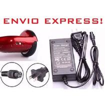 Cargador Para Patineta Electrica Hoverboard Smart Balance Io