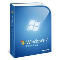 Windows 7 Pro Licencia Original