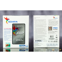 Unidad Ssd Adata Sp550 240gb Sata Iii 2.5 Macbook Laptop