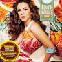 Edith Marquez / Emociones /  Cd+dvd Disco Con 13 Canciones