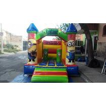 Brincolin Inflable Castillo 3*4m