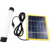 Luminario Solar Recargable Con Fotocelda Incluida Exteriores