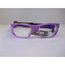 Lentes Graduables Miopia Goggles Para Niña Barney + Estuche