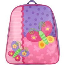Mochila Gogo Bolsa Mariposa Stephen Joseph Little Girls
