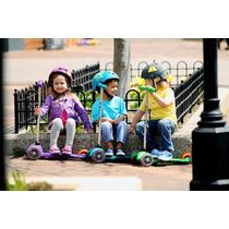 Mini Micro Scooter Patin Del Diablo Niños Varios Colores