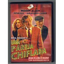 Película Dvd Una Pareja Chiflada / Woody Allen