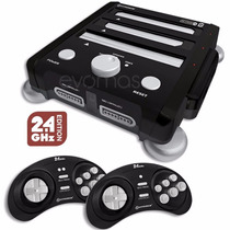 Retron 3 Consola 3 En 1 Nes Snes Genesis 2.4 Ghz Hyperkin